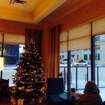 Holiday coziness @ HGI Saskatoon