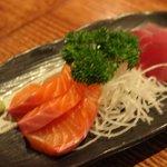 Super fresh sashimi
