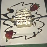 The best Tres Leches cake ever.