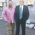 Jay Leno meets Hollywood Dunn