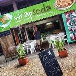 Wrapsoda - New look