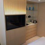 Room One - Tea Coffee and TV