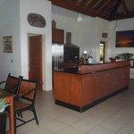 Villa Marau  Kitchen