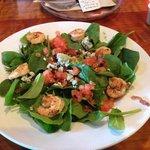 Very good taste - 8-10 shrimp!