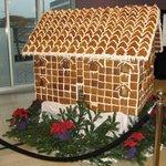 Honning kagehuset december 2013