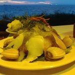 Lao seafood soup