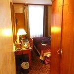Zimmer 15 qm