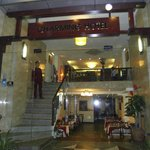 Front entrance view of Charming 2 Hotel