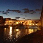 Ponte Vecchio, poco lontano