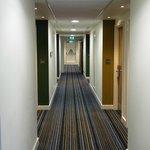 HIE Earl's Court - corridor