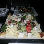 * Enticing Cheese Plate *