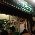 Boney's Snack Bar