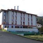 vista general hotel areatza