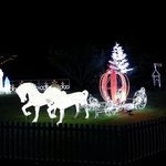 Hunter valley Garden Light Spectacular