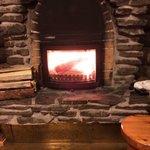 The log burner