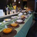 Buffet breakfast  Nov 13