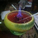 Volcano Drink!
