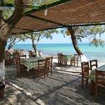 Il bar alla spiaggia