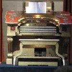 Barton Organ Console