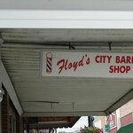 Floyd's barber shop