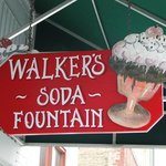 walker's soda fountain