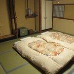 room (after diner)