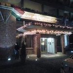 Mamaison Andrassy in Christmas snow