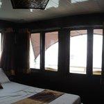 Deluxe room (premium cabin)