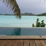 private plunge pool (premium waterfront suite)