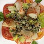 Salade de langoustes / lobsters'salad