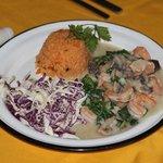 Baja Shrimp it was so good!