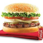 Bild från Burger King