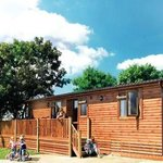 Lodges at Meadow Lakes Holiday Park, St Austell Cornwall