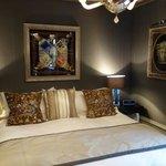 bedroom of room 310