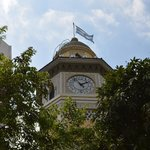 Clock Tower Along the Malecon