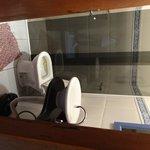 salle bains chambre 19