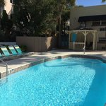 Pool Area and Gazebo
