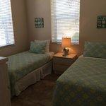 Stallion Twin bedroom