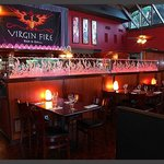 Virgin Fire Dining Room