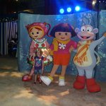 Time with Dora & Friends!