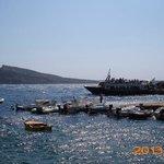 Amoudy Bay, Oia, Greece