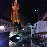 Torre Notre Dame de Brujas