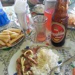 Tasty food & drinks...