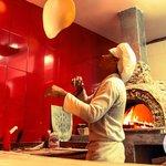 El arte de hacer pizza