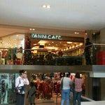 panini cafe... terrible customer service