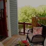 Edgewood Terrace Porch
