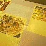 desenhos de Dali