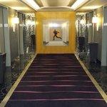 Lobby of 28th or 29th floor