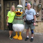 Us with Donald