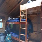 8 bunk rooms